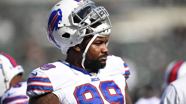 Bills trade DT Marcell Dareus to Jaguars - IMAGE
