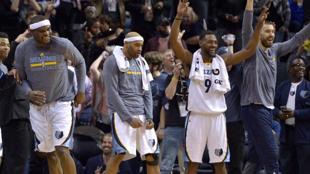 NBA Power Rankings: Grizzlies have won 5 of 7 - IMAGE