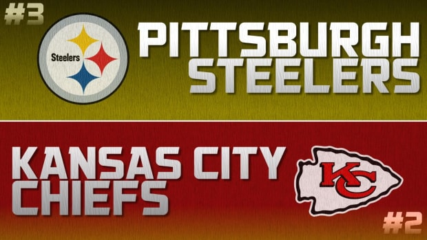 Playoff Breakdown: Steelers vs. Chiefs IMAGE