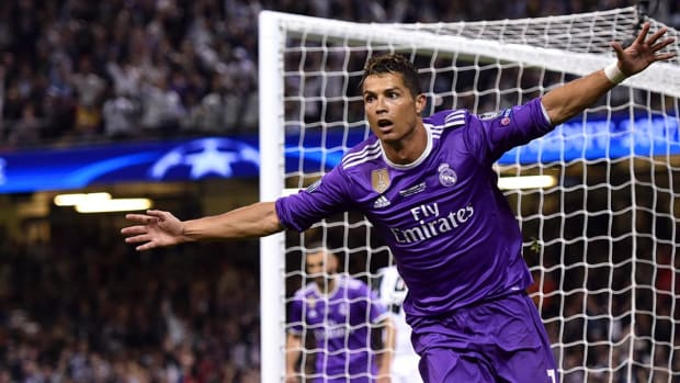 Real Madrid wins UEFA Champions League title--IMAGE