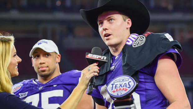 #DearAndy: Outside the state of Oklahoma, who could win the Big 12?