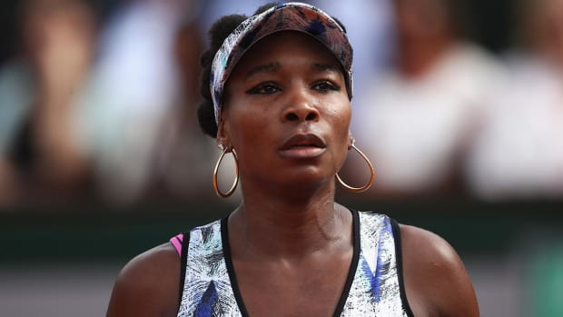 Officer Told Venus Williams She Caused Fatal Crash - IMAGE