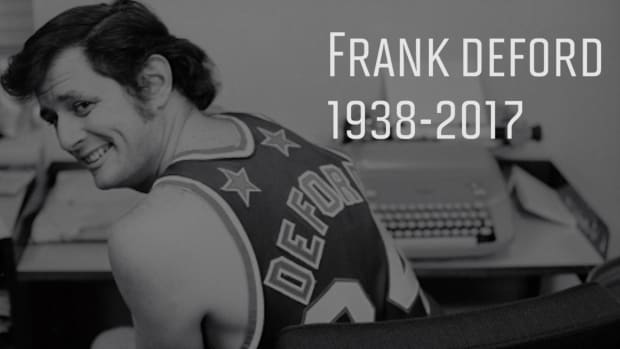 Longtime Sports Illustrated writer Frank Deford dies at 78 - IMAGE