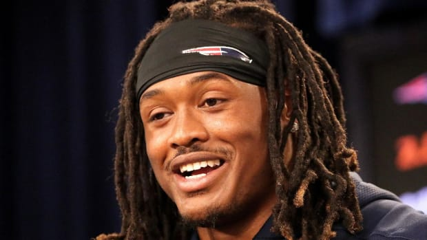 Patriots LB Dont'a Hightower Out For Season With Torn Pectoral--IMAGE