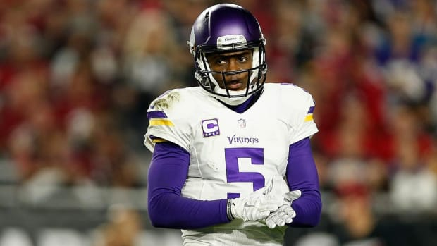 Teddy Bridgewater Placed on PUP List to Start Training Camp - IMAGE