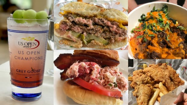 us open food guide flushing meadows