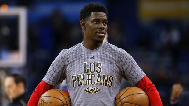Report: Jrue Holiday, Pelicans agree to five-year, $126 million max contract IMAGE