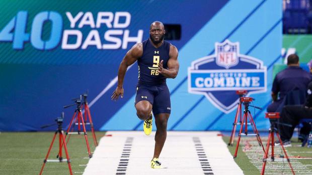 Running backs headline NFL Combine on Friday--IMAGE
