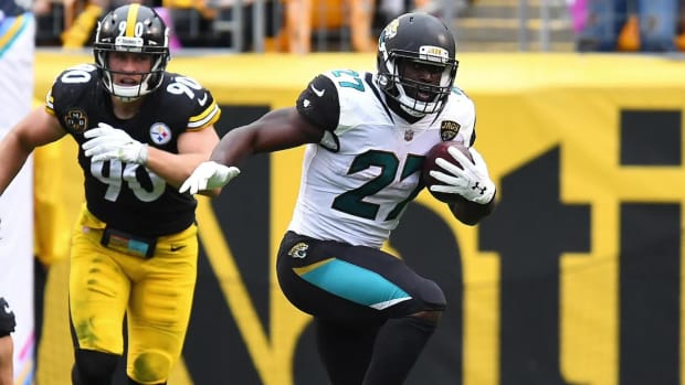 Jaguars Coach Doug Marrone Says Leonard Fournette Will Play Week 10 - IMAGE