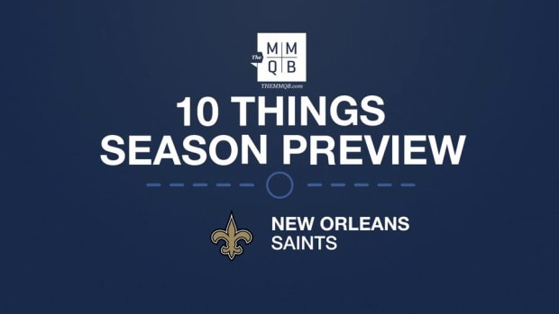 2017 New Orleans Saints Preview - IMAGE