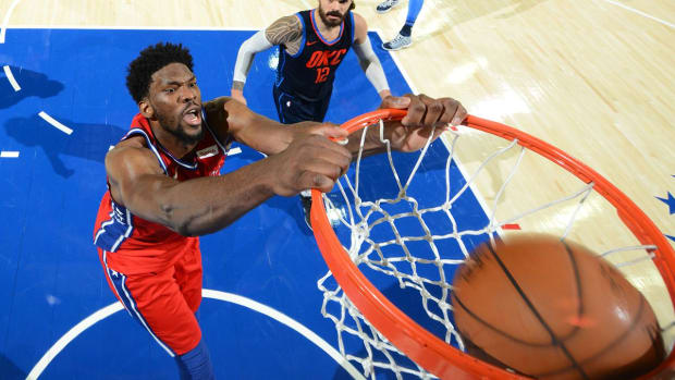 Joel Embiid Injury Updates: Sixers Center Dealing With Back Tightness, Expected To Play On Christmas - IMAGE