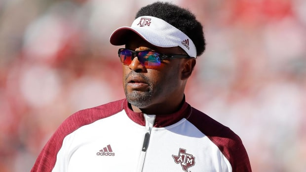 Report: Texas A&M to Fire Kevin Sumlin Shortly After LSU Game--IMAGE