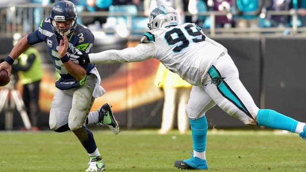 Panthers sign Kawann Short to 5-year, $80 million deal IMAGE