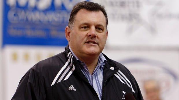 USA gymnastics president resigns amid sexual abuse scandal - IMAGE