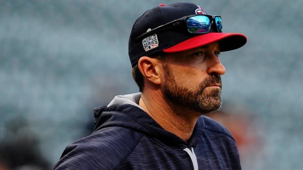 Report: Mets to Hire Mickey Callaway as Manager - IMAGE