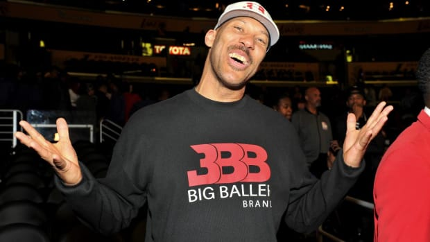 The LaVar Ball CNN Interview Was Not Very Productive--IMAGE