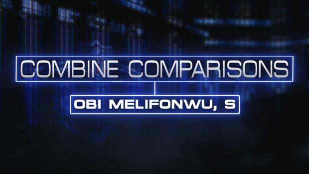 Combine Comparisons: Obi Melifonwu, S IMAGE