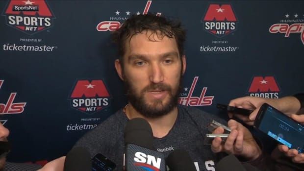 Alex Ovechkin says he'll play in the Olympics despite NHL's stance - IMAGE