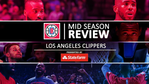 NBA Midseason Review - Los Angeles Clippers IMG