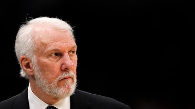 Spurs' Gasol, Popovich Comment on Texas Shooting - IMAGE