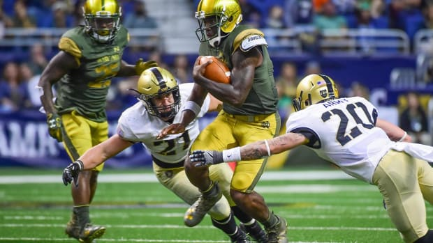 #DearAndy: What impact will Malik Zaire have at Florida?