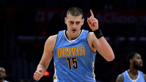 Nikola Jokic, Alex Abrines replace injured Joel Embiid in NBA All-Star events - IMAGE