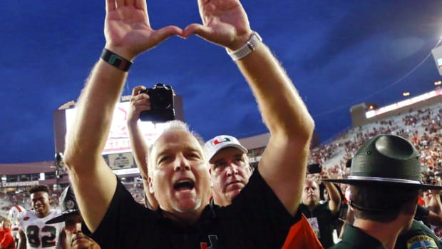 #DearAndy: Is Mark Richt Going to win a Title at Miami Before Georgia Wins with Kirby Smart?