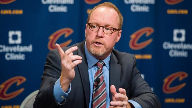 Cavaliers and general manager David Griffin to part ways--IMAGE