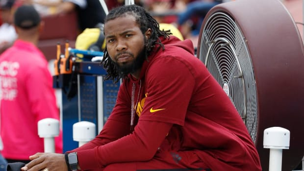 Josh Norman Ruled Out For Monday Night Football--IMAGE