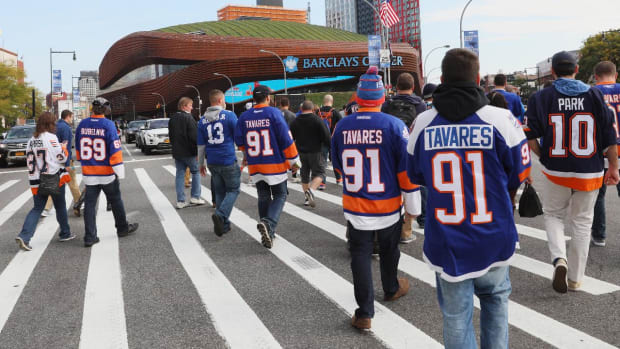 Report: Barclays Center will no longer be home to New York Islanders - IMAGE