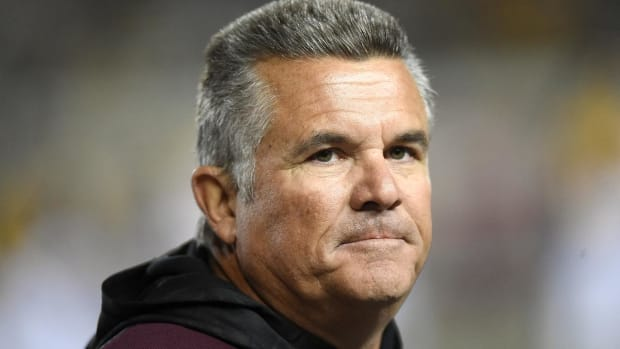Arizona State Fires Head Coach Todd Graham - IMAGE