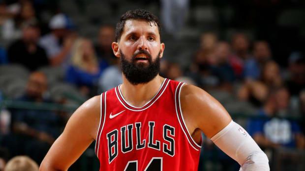 Report: Nikola Mirotic Would Prefer a Trade if Bulls Keep Bobby Portis - IMAGE