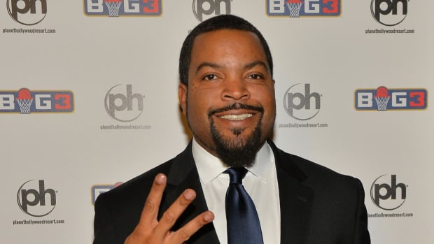 Ice Cube's BIG3 has draft and full team rosters--IMAGE