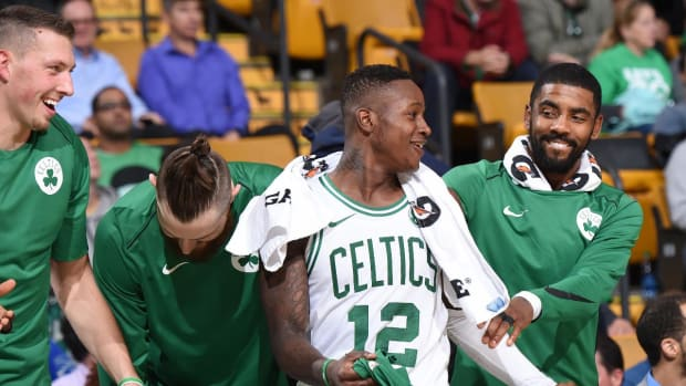 NBA Power Rankings: Celtics Rise, Cavaliers Slide - IMAGE