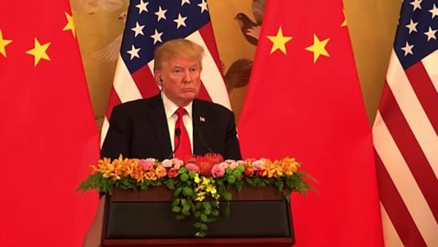 Report: Trump Asks China's President To Help Resolve UCLA Shoplifting Case - IMAGE