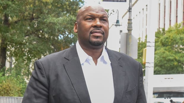 Report: Auburn Assistant Chuck Person Indicted In NCAA Fraud Case--IMAGE