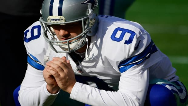 Report: Cowboys to release QB Tony Romo on Thursday - IMAGE