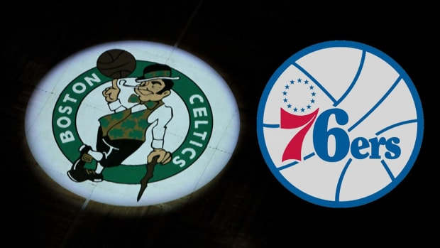 Report: Celtics, Sixers in talks to trade top draft picks--IMAGE