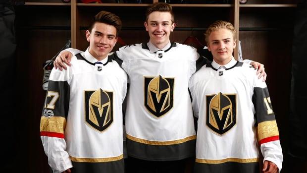 2017 NHL Draft: Nico Hischier goes No. 1 to Devils, Flyers take Nolan Patrick at No. 2 - IMAGE