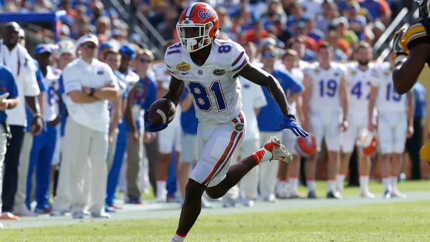 Florida Suspends WR Antonio Callaway, Six Others For Season Opener--IMAGE