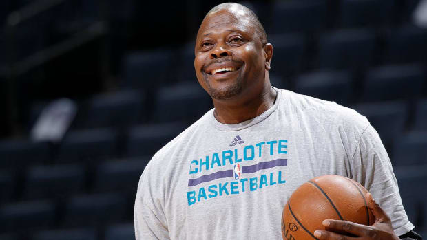 Report: Georgetown considering Patrick Ewing for head coaching position - IMAGE