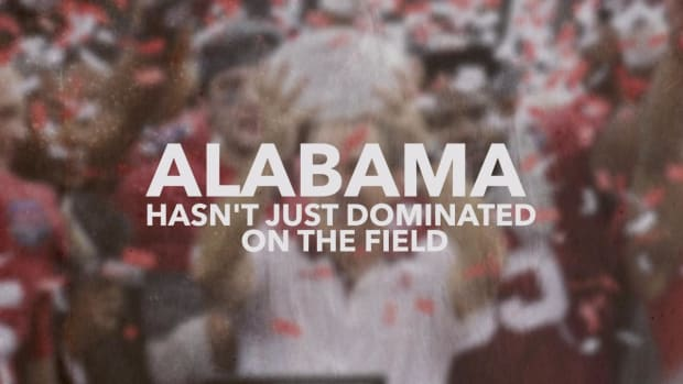 Alabama's recruiting success remains unmatched - IMAGE