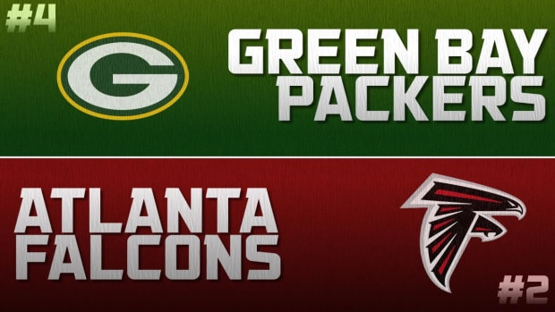 Playoff Breakdown: Packers vs. Falcons IMAGE