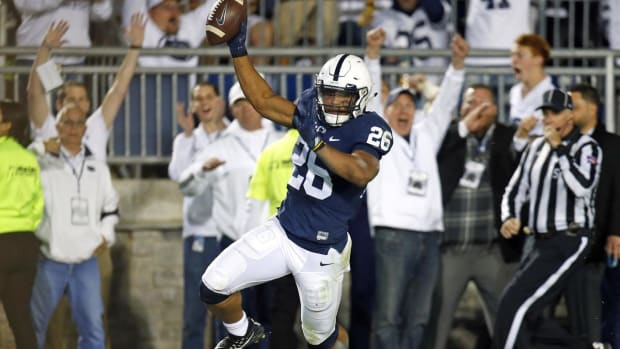 College Football Playoff Projections: Penn State Continues Climb After Throttling Michigan
