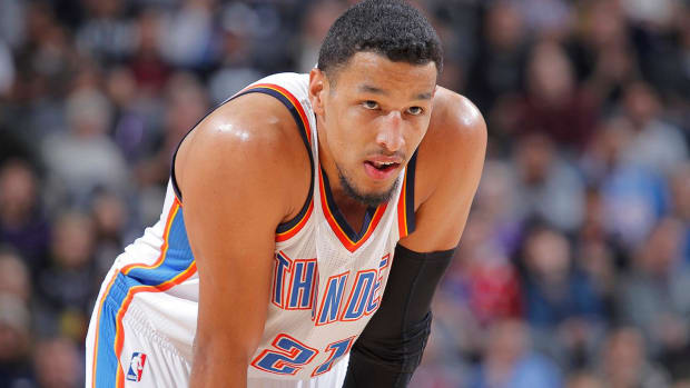 Andre Roberson reaches deal to remain with Thunder--IMAGE