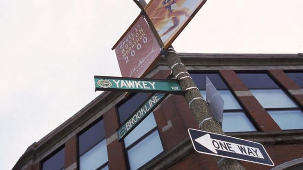 John Henry Says Red Sox Will Lead Effort To Re-Name Yawkey Way - IMAGE