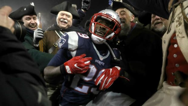 Patriots headed to NFL record ninth Super Bowl appearance after win over Steelers - IMAGE