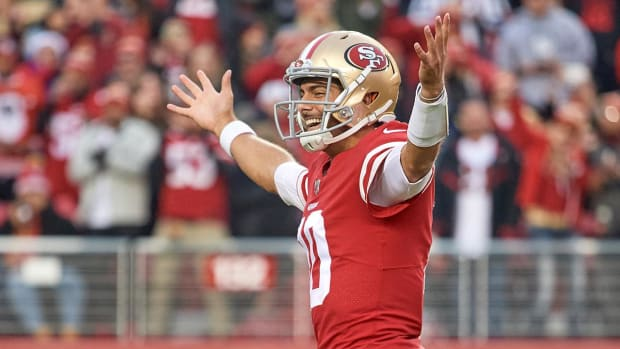 How Jimmy Garoppolo Has Changed The Entire Outlook Of The 49ers' Franchise - IMAGE