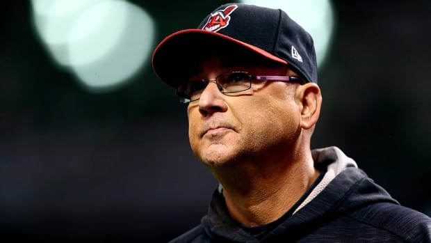 Indians' Terry Francona won't manage AL All-Stars after heart procedure - IMAGE