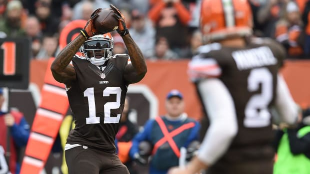 Browns WR Josh Gordon Reinstated Again, Eligible to Play in Week 13 - IMAGE